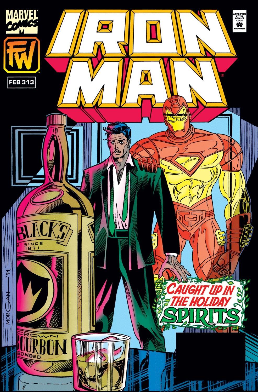 Iron Man Vol 1 313