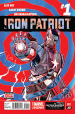 Iron Patriot Vol 1 1