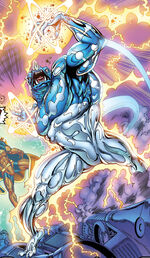 Krosakis (Earth-616) from Captain Universe Silver Surfer Vol 1 1 0001