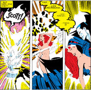 Madelyne Pryor and Nathaniel Essex (Earth-616) from Uncanny X-Men Vol 1 241 0001