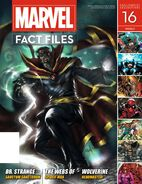 Marvel Fact Files Vol 1 16