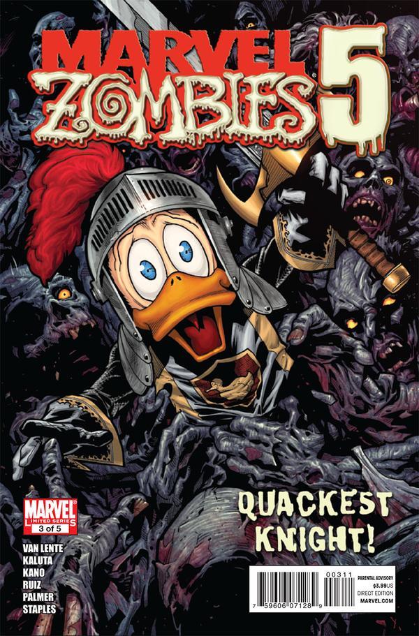 Marvel Zombies 5 Vol 1 3