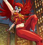Mary Jane Watson (Earth-2301) from New Mangaverse The Rings of Fate Vol 1 1 001