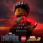 Nakia (Earth-13122) from LEGO Marvel Super Heroes 2 001