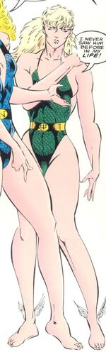 Namorita Prentiss (Earth-9966) from Fantastic Four Unlimited Vol 1 6