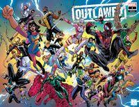 Outlawed Vol 1 1 Daniel Wraparound Variant