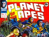 Planet of the Apes (UK) Vol 1 2
