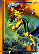 Rogue (Anna Marie) (Earth-616) from Marvel Universe Cards Series IV 0001