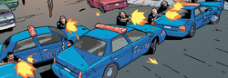 Shotcreek Police Department (Earth-63163) from Nextwave Vol 1 7 001