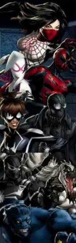 Spider-Army (Earth-12131) Marvel Avengers Alliance