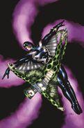 Spider-Island Vol 1 1 50 Years of Inhumans Variant Textless