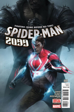 Spider-Man 2099 Vol 3 8