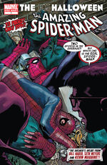 Spider-Man Short Halloween Vol 1 1