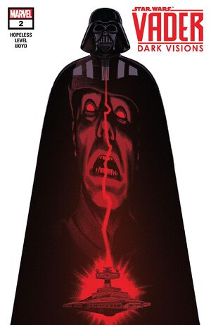 Star Wars Vader - Dark Visions Vol 1 2