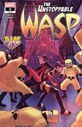 Unstoppable Wasp Vol 2 9