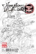 Venom Vol 2 13 Walt Simonson Sketch Variant