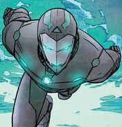 Victor von Doom (Earth-616) from Infamous Iron Man Vol 1 6 001