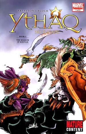 Ythaq No Escape Vol 1 1