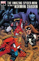 Amazing Spider-Man: The Sins of Norman Osborn Vol 1 1