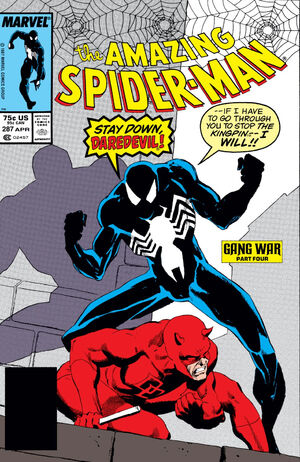 Amazing Spider-Man Vol 1 287