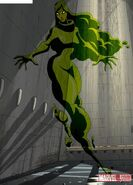 Ann Darnell (Earth-8096) from Avengers Micro Episodes The Hulk Season 1 3 0002