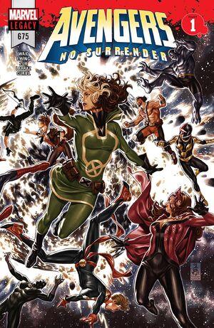 Avengers Vol 1 675