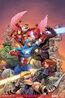 Avengers Vs. Vol 1 1 Textless