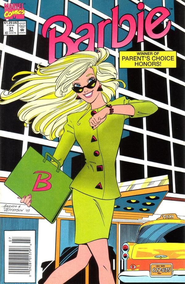 Barbie Vol 1 31