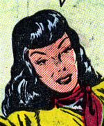 Belle Raven (Earth-616) from Black Rider Vol 1 9 0002