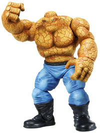 Benjamin Grimm (Earth-616) from Marvel Universe (Toys) Series I Wave III 0001