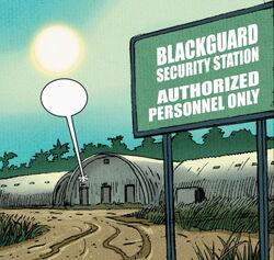 Blackguard (Earth-616) Wolverine Weapon X Vol 1 3