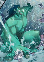 Bruce Banner (Earth-2301) from Hulk Broken Worlds Vol 1 2 0001