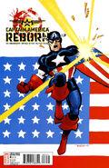 Captain America Reborn Vol 1 2 Sale Variant