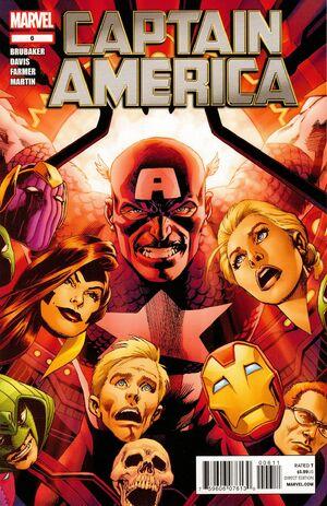 Captain America Vol 6 6