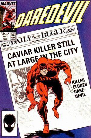 Daredevil Vol 1 242