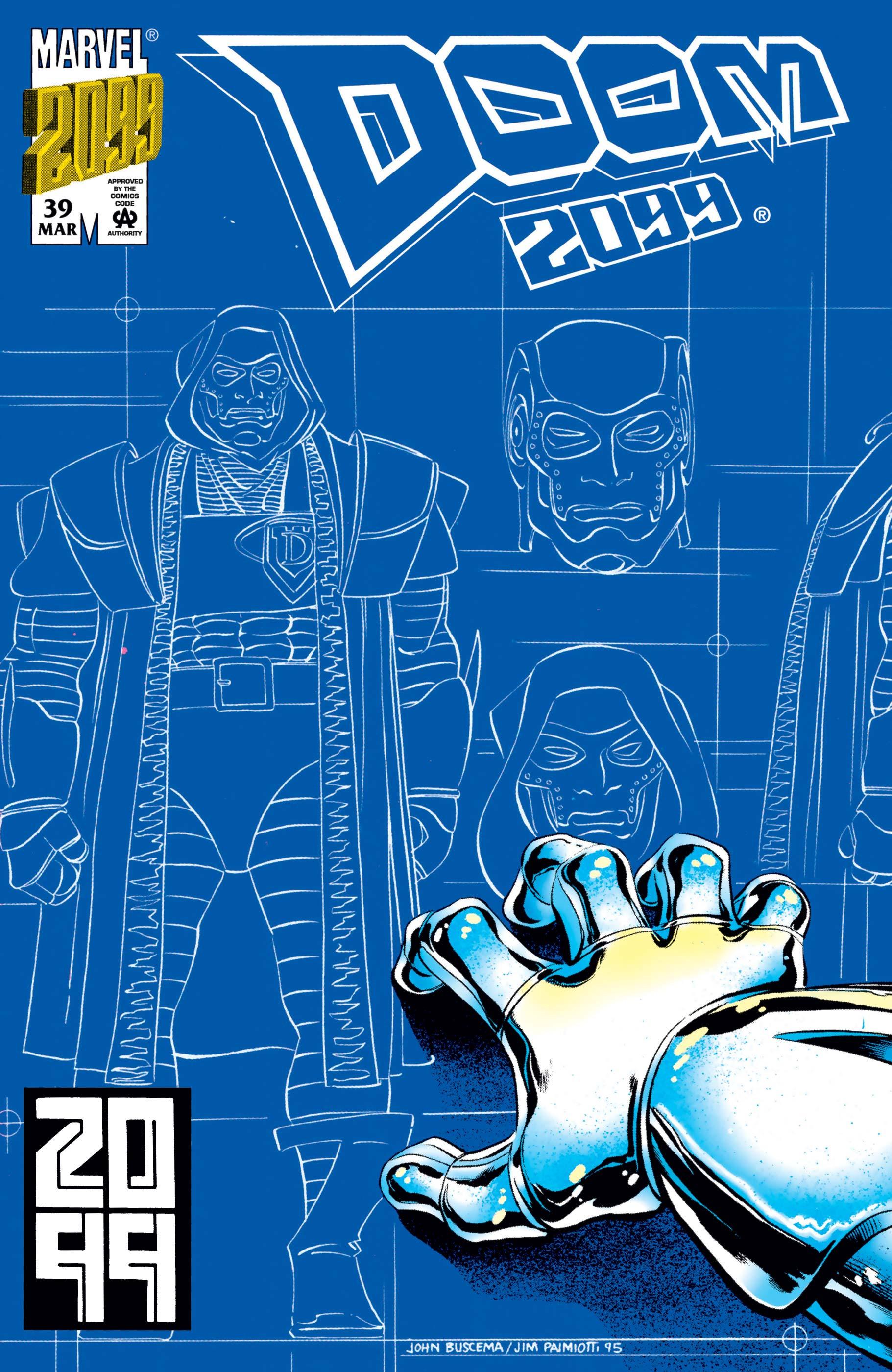Doom 2099 Vol 1 39