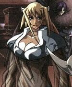Emma Frost (Earth-2301) from Marvel Mangaverse Avengers Assemble Vol 1 1 001