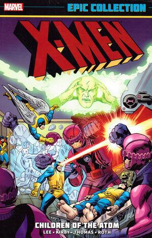 Epic Collection Vol 1 X-Men 1