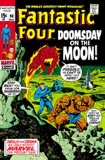 Fantastic Four Vol 1 98