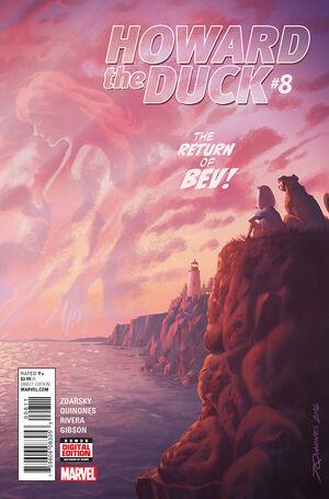 Howard the Duck Vol 6 8