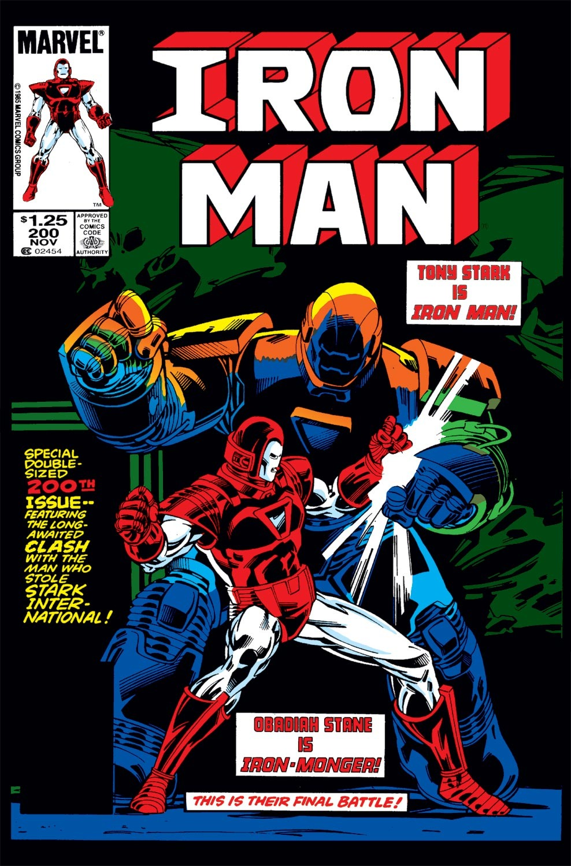 Iron man vol 1 200 marvel database fandom powered by wikia - Iron man 1 images ...