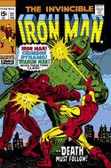 Iron Man Vol 1 22