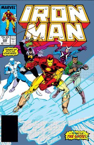 Iron Man Vol 1 240