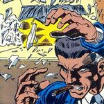 John Jonah Jameson (Earth-91274) from G.I. Joe A Real American Hero Vol 1 95 001