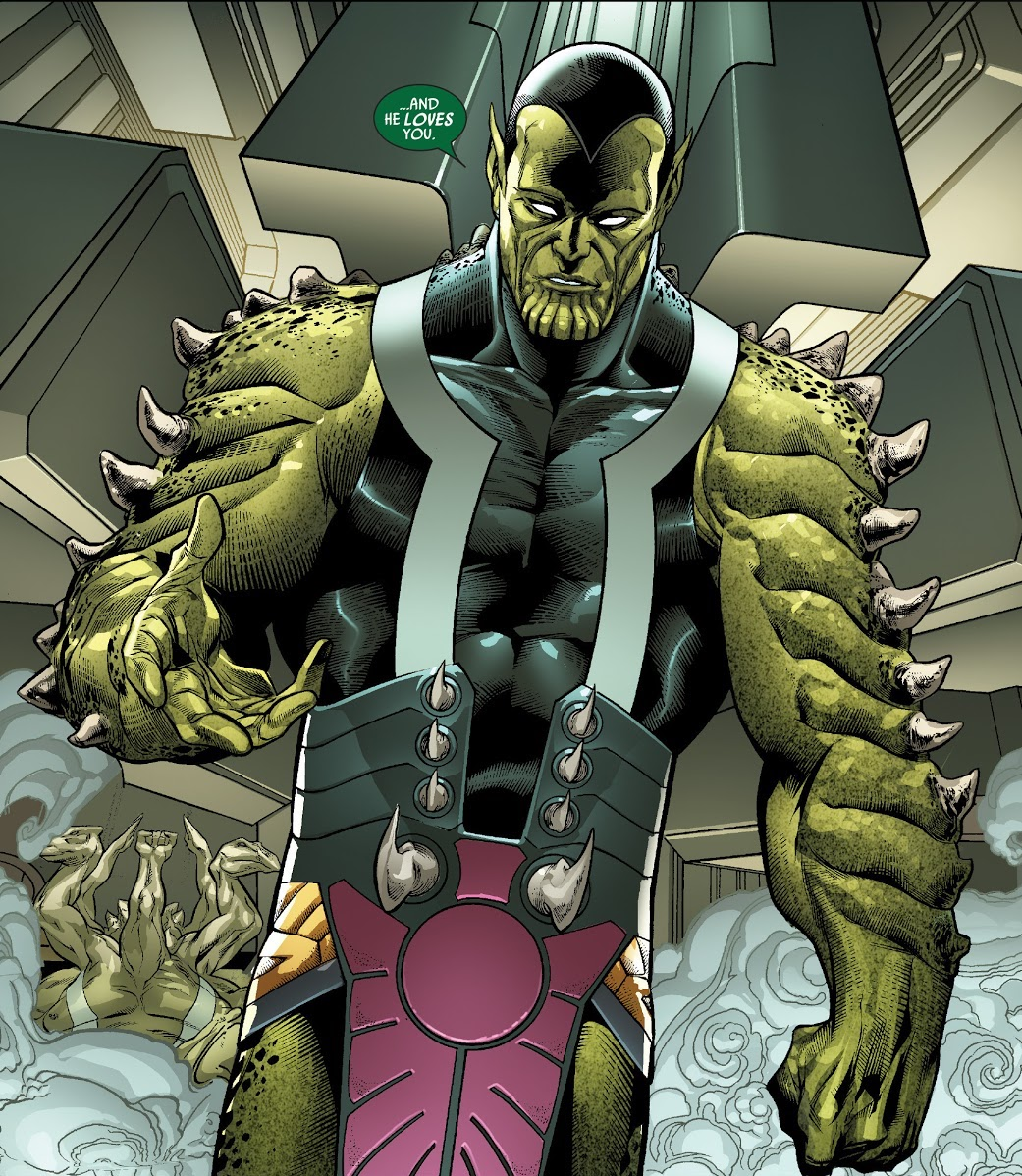 Kly'bn (Earth-616) | Marvel Database | FANDOM powered by Wikia