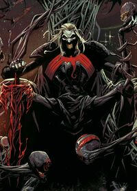 Knull (Earth-616) from Venom Vol 4 3 001