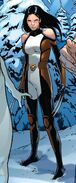 Laura Kinney (Earth-616) from Guardians of the Galaxy Vol 3 11.NOW page 17
