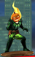 Maguire Beck (Earth-TRN461) from Spider-Man Unlimited (video game) 001