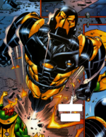 Mainframe (Earth-982) from Last Planet Standing Vol 1 4 001