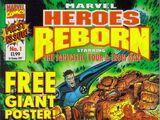 Marvel Heroes Reborn Vol 1